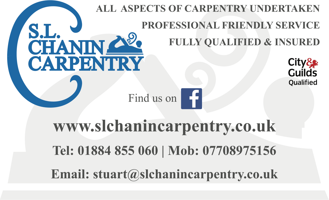 S L Chanin Carpentry